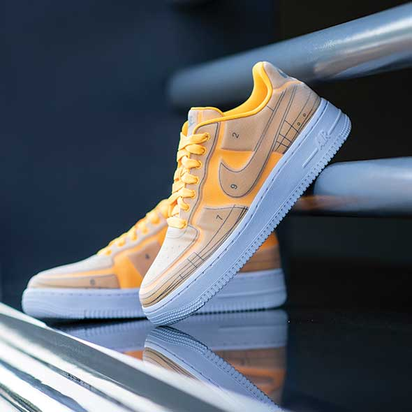 NIKE WMNS AIR FORCE 1 ´07 LX